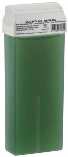 Dimax wosk do depilacji w rolce Oliwka 100ml