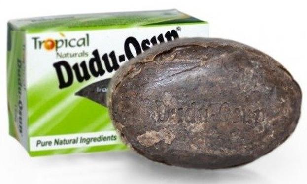 Dudu-Osun Black Soap Tropical Czarne mydło afrykańskie 150g