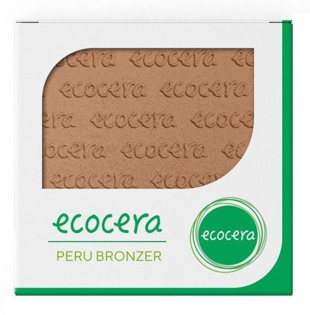 Ecocera Wegański puder brązujący PERU 10g