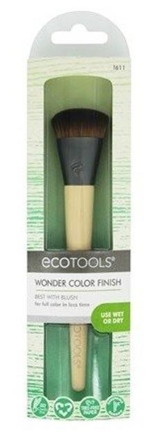 Ecotools Wonder Color Finish Brush Pędzel do wykończenia makijażu