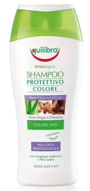 Equilibra Tricologica Szampon do włosów farbowanych 250ml