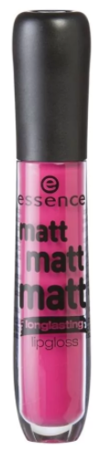 Essence Błyszczyk do ust Matt Matt Matt 10 Strawberry Skin