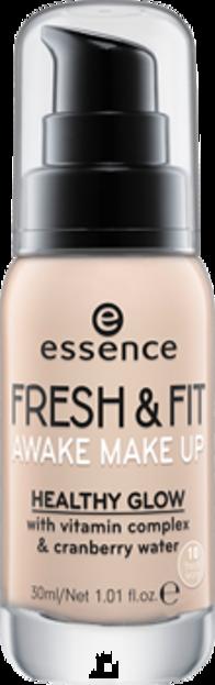 Essence Fresh&Fit Podkład do twarzy 10 Fresh Ivory 30ml