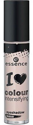 Essence I Love Colour Intensifying Eyeshadow Base - Baza pod cienie