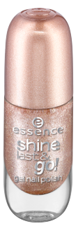 Essence Shine Last&Go! Żelowy lakier do paznokci 44 On air! 8ml