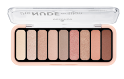 Essence The NUDE Edition Paleta Cieni 10g