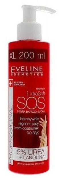 Eveline ExtraSoft Regenerujący krem-opatrunek do rąk 200ml