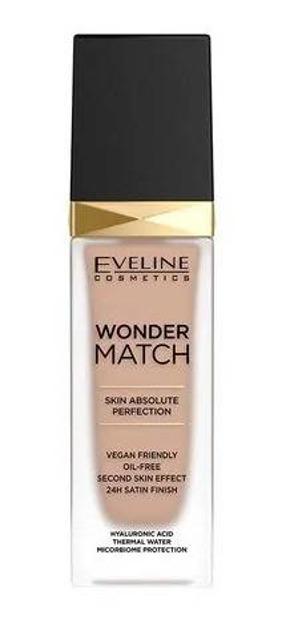 Eveline Wonder MATCH Luksusowy podkład dopasowujący się do skóry 15 Natural 30ml