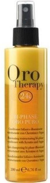 Fanola Oro Therapy Odżywka dwufazowa do włosów 200ml