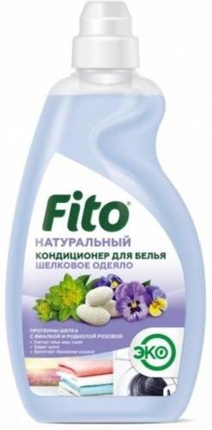 Fitokosmetik płyn do zmiękczania tkanin Jedwabna delikatność FITO283 980ml