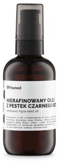 Fitomed Nierafowany olej z pestek czarnego bzu