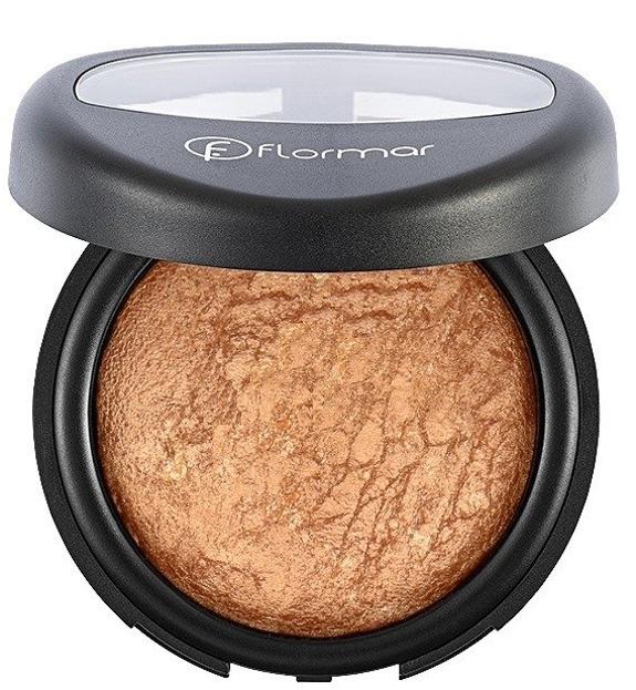 Flormar Terracotta Powder  27 Rose Gold Puder brązujący