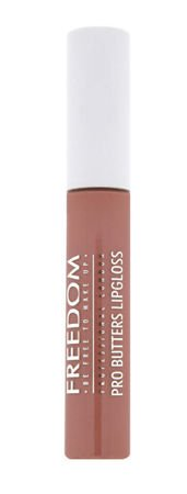 Freedom Makeup PRO Butters Lipgloss - Błyszczyk do ust Capuccino Lover