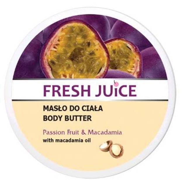 Fresh Juice masło do ciała Passion Fruit&Macadamia 225ml