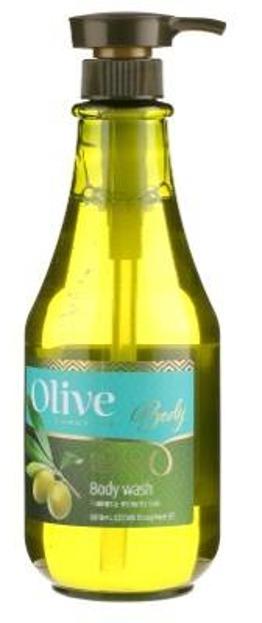 Frulatte Olive Body Wash Płyn do mycia ciała 800ml