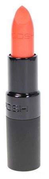 GOSH Velvet Touch Lipstick - Odżywcza pomadka do ust 82 Exotic