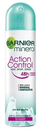 Garnier Action Control 48h Antyperspirant w sprayu 150ml
