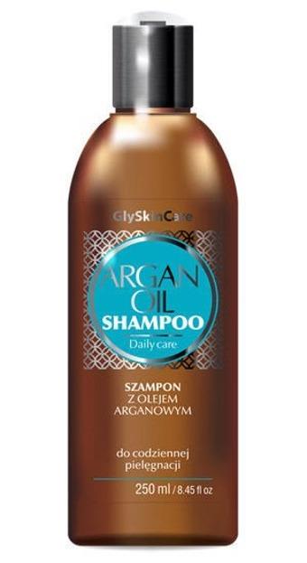 GlySkinCare Argan Oil, Szampon do włosów z olejem arganowym, 250 ml