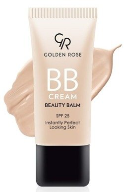 Golden Rose BB Cream SPF25 Lekki krem BB 01 Light