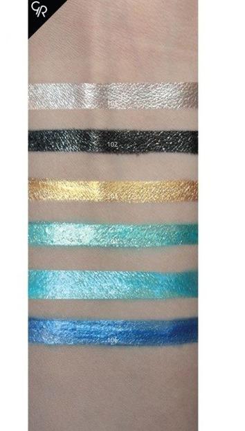Golden Rose Extreme Sparkle Eyeliner -  Brokatowy eyeliner 105 5,5ml