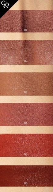 Golden Rose  Pomadka do ust Smart Lips kolor nr 05,  3,5 g