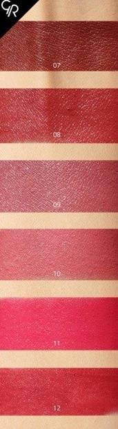 Golden Rose  Pomadka do ust Smart Lips kolor nr 12,  3,5 g