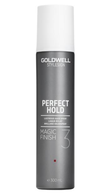 Goldwell Magic Finish Brilliance Hairspray - Lakier nabłyszczający do włosów: 3, 500 ml