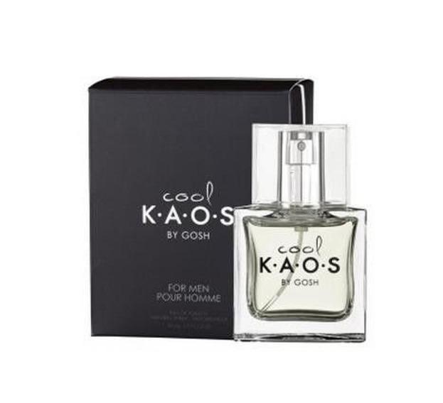 Gosh Cool KAOS For Men EDT Woda Toaletowa 50 ml