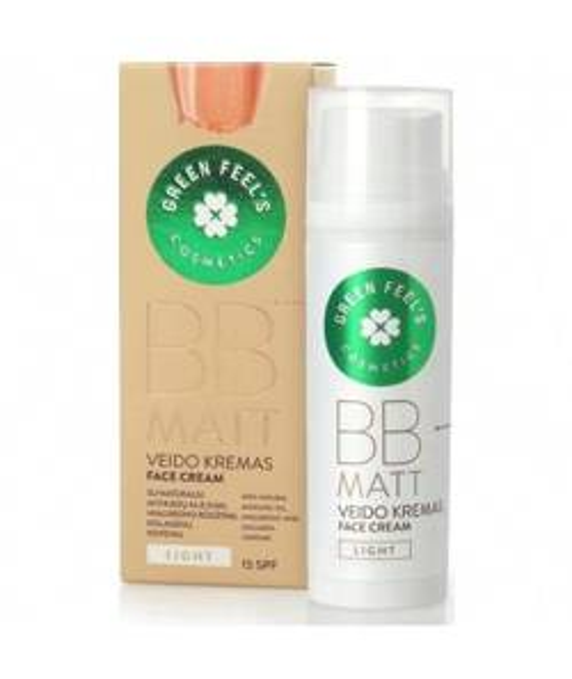Green Feel's Krem BB Matt Light 50ml