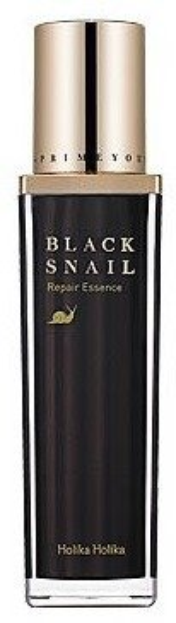 Holika Holika Black Snail Repair Essence - Przeciwzmraszczkowa kremowa esencja 50ml