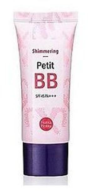 Holika Holika Petit BB Shimmering Rozświetlający krem BB, 30 ml