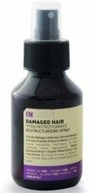 INSIGHT Damaged Hair Restructurizing Spray Spray restrukturyzujący włosy 100ml EKO BIO KOSMETYK