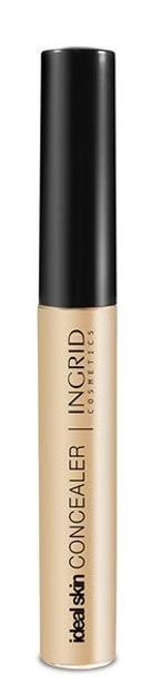 Ingrid Ideal Skin Luxurius Silky Concealer 9in1 - Korektor w płynie 9 w 1 Odcień: 9