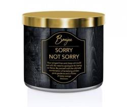 Kringle Candle BOUJEE świeca zapachowa Sorry Not Sorry 411g