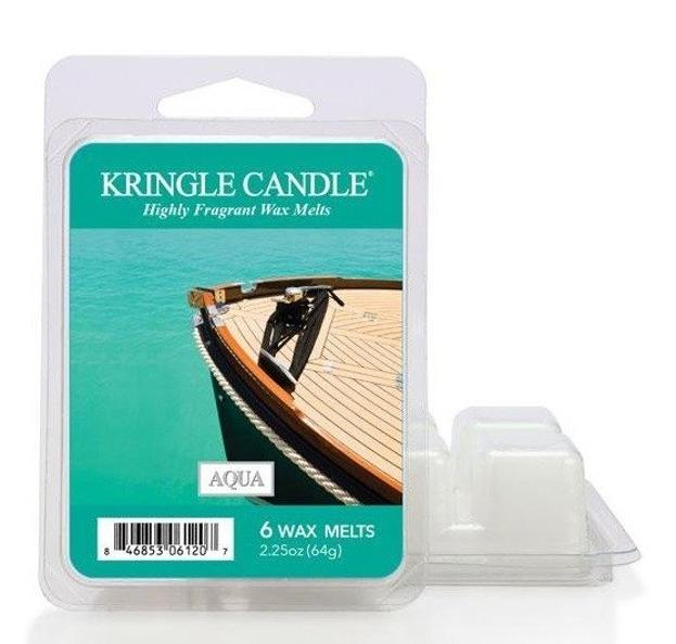 Kringle Candle Wax melt Wosk Aqua
