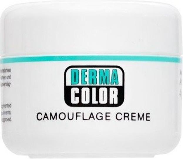 Kryolan Dermacolor Camouflage System Creme - Kamuflaż w kremie D62 4g