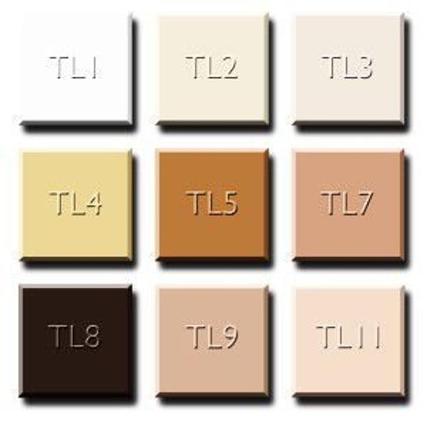 Kryolan Translucent Powder Professional - Puder transparentny  TL11, 20g