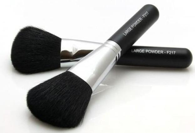 LancrOne F217 Large Powder Brush - Duży pędzel do pudru