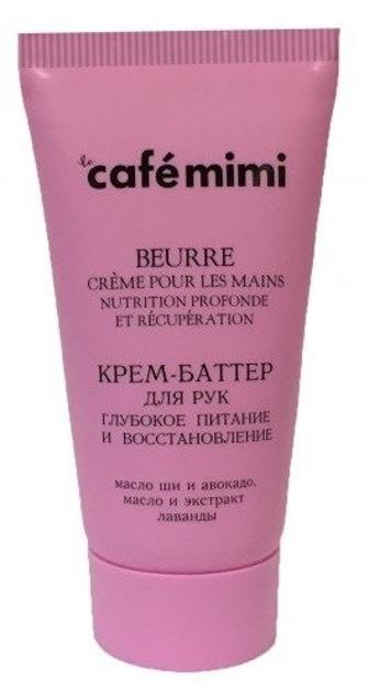 Le Cafe Mimi Krem-masło do rąk Głębokie odżywianie  50ml