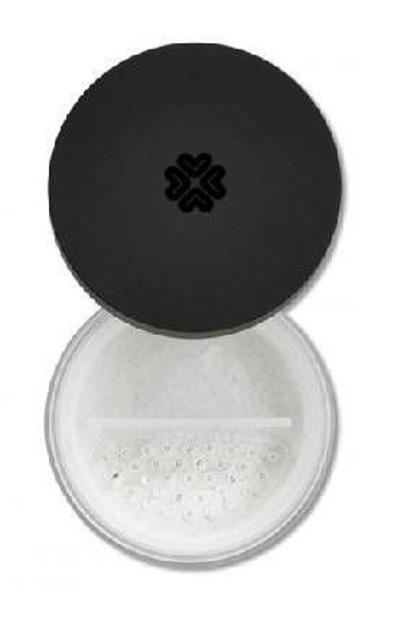 Lily Lolo Mineral Finishing Powder - Mineralny puder wykańczający Translucent Silk, 4,5 g
