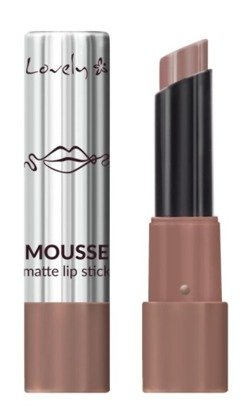 Lovely Mousse Matte Lipstick Matowa pomadka do ust 2