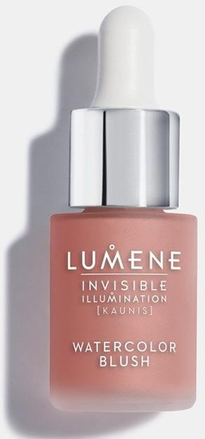 Lumene Invisible Illumination Róż z serum Coral Blossom 15ml