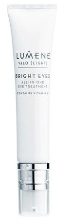 Lumene Valo Bright Eyes All-in-one Vitamin C Eye Treatment - Rozświetlający krem pod oczy 15ml [LVS]