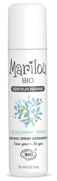MARILOU BIO Dezodorant w sprayu ALGI 75ml
