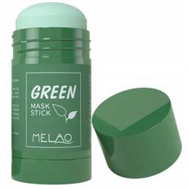 MELAO Green Mask Stick Maseczka oczyszczająca w sztyfcie 40g