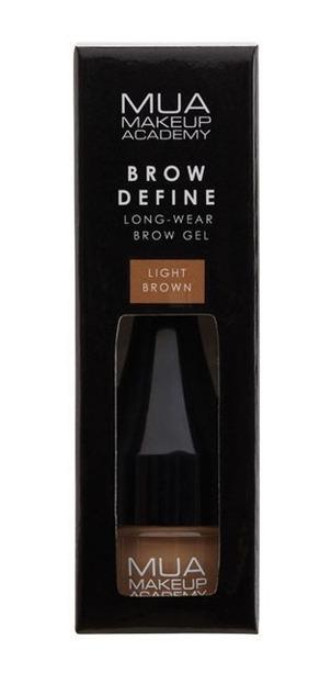MUA Brow Define brow gel Pomada do brwi Light Brown 2,2g