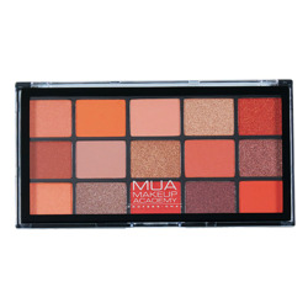 MUA Eyeshadow Palette EMPIRE BUTTERFLY Paleta 15 cieni do powiek