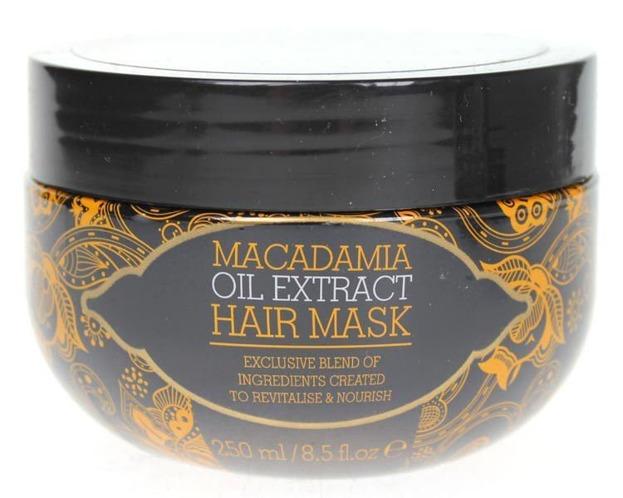 Macadamia Oil Extract Hair Mask 250ml