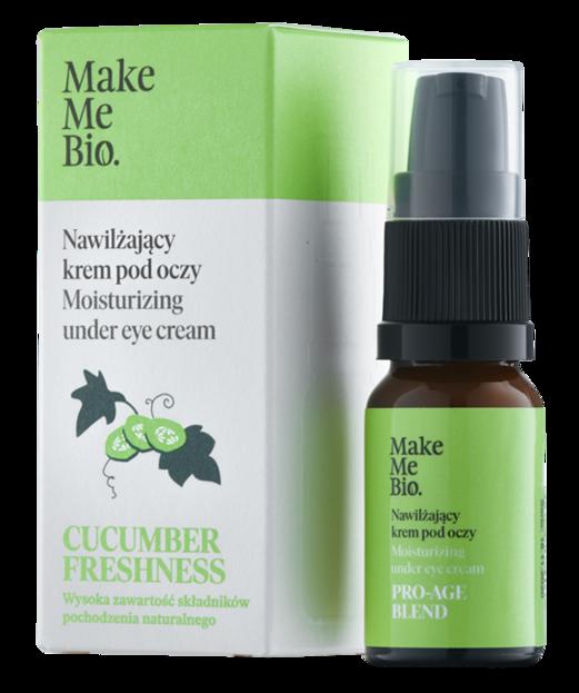 Make Me Bio Cucumber Freshness Krem pod Oczy 10ml