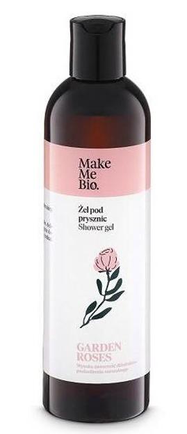 Make Me Bio Garden Roses Żel pod prysznic 300ml